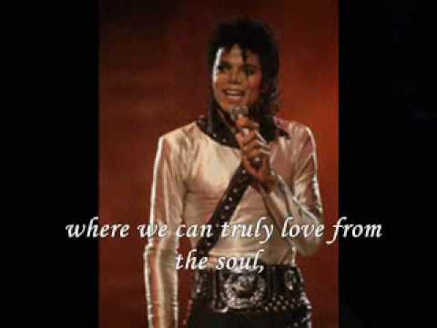Michael Jackson Quotes Man In The Mirror Youtube