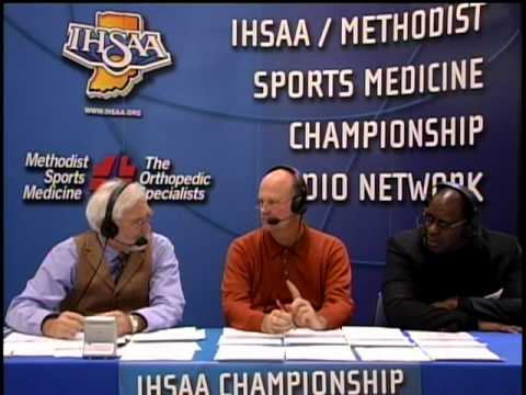 2010 IHSAA Boys Basketball Pairings Show - Quinn Buckner Interview