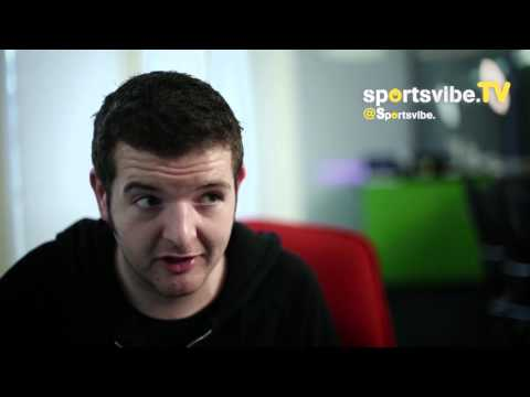 Kevin Bridges Shares His Sporting Highlights With Sportsvibe - Sportsvibe TV