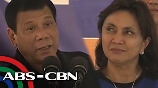 ANC Live: Duterte teases Robredo about being single