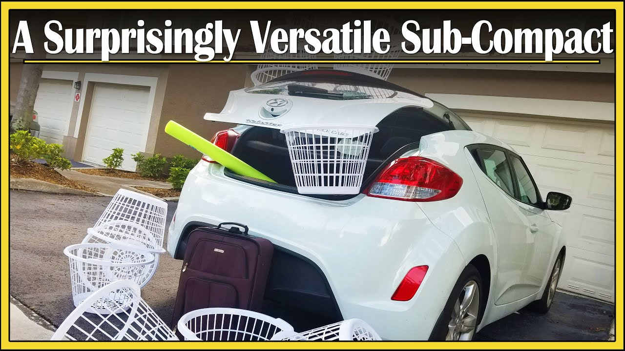 2015 Hyundai Veloster Review A Practical 3 Door Hatchback Drive