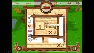 Видео обзор Семейной игры от TurboGames(Моя Ферма)