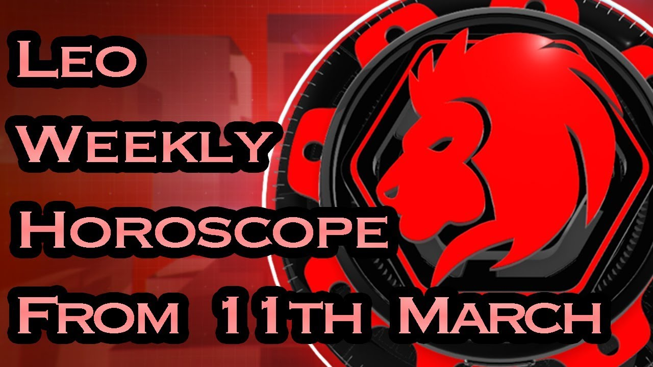 Leo Weekly Horoscope (4 March to 10 March) Ye Hafta Kaisa Rahe Ga