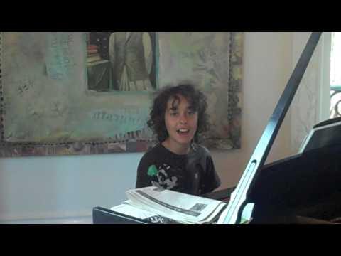 Alexs Website Song!