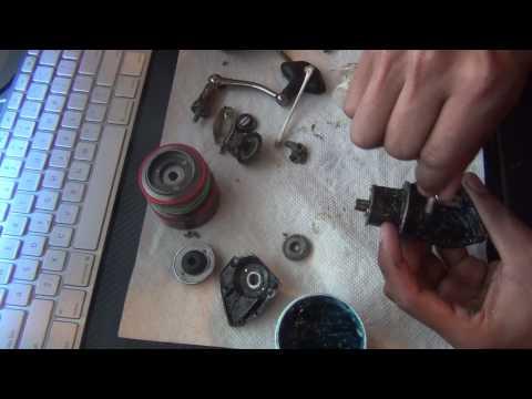 Penn Spinning Reel Maintenance