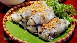 Học làm bánh cuốn hà nội bán ngay giữa thủ đô bangkok