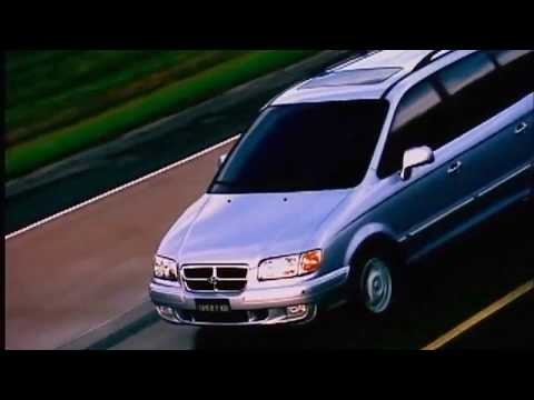 Hyundai Trajet XG 1999 Commercial (korea)