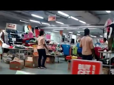 Big Bazaar Birati Kolkata Shopping Mall - Ladieswear Section Video