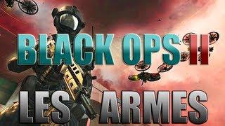 Mise A Jour : Black Ops 2 - Les Armes En Bref   Call of Duty- Aienkei