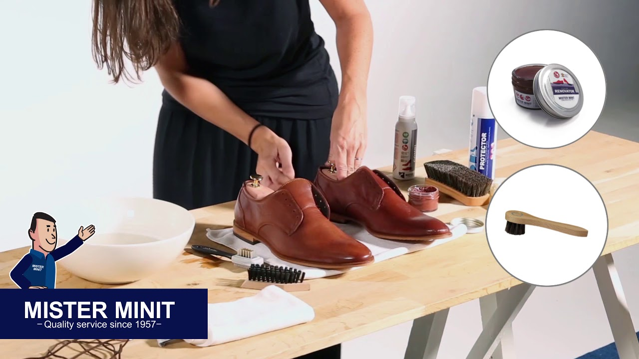 How To Clean Leather Shoes At Home Mister Minit