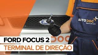 Mudar Filtro de Combustível gasolina FORD FOCUS II (DA_) - vídeos tutoriais