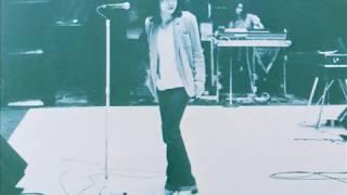 1974年 甲斐バンドがデビュー直前に行った出発(旅立ち)コンサート。会場は福岡...