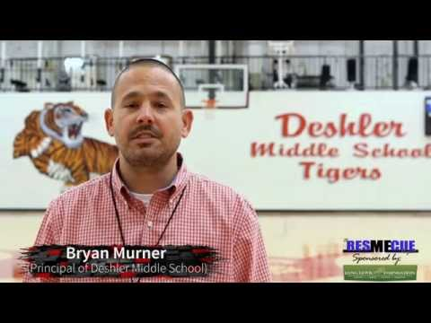 Dewayne Malone || Deshler Middle School in Tuscumbia Al. Sponsored by the LONG LEWIS FOUNDATION