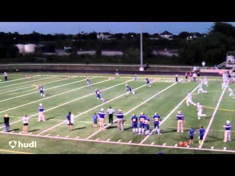Allen Academy 2014 Football Highlight Reel