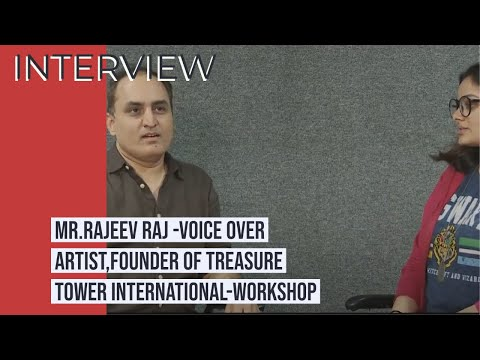 VEDA PUNE | Interview With Mr  Rajeev Raj.