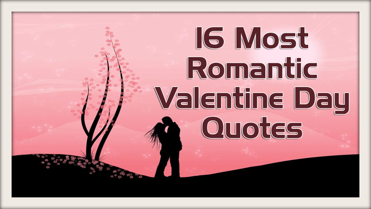 most beutiful and romantic valentines week quotes