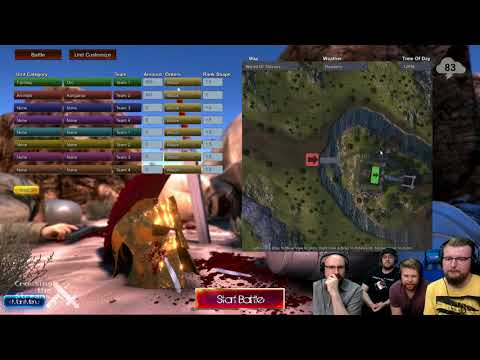 Crossing The Streams — Ultimate Epic Battle Simulator