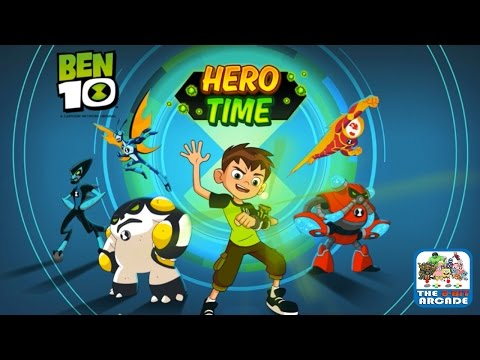 Ben 10: Hero Time – Chapter 1: Chemical Imbalance