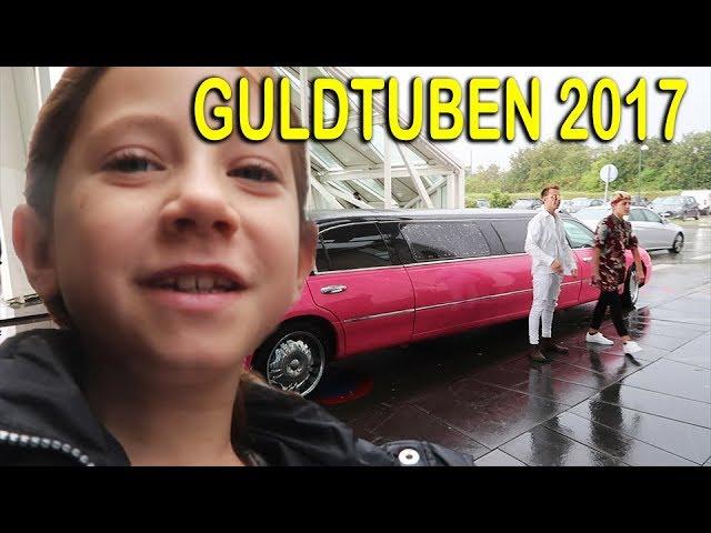 GULDTUBEN 2017 (VLOG)