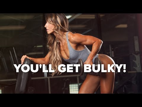Weight Lifting for ladies Will it Cause You To Bulky