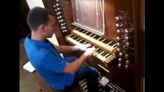 Louis Vierne - Toccata en si bémol mineur (2e suite des Pièces de Fantaisie)