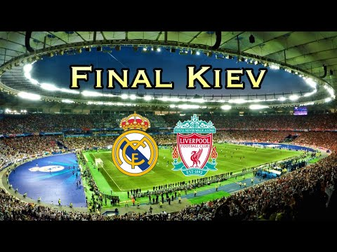 Hala Madrid/You''ll never walk alone anthems Kiev Final 4K