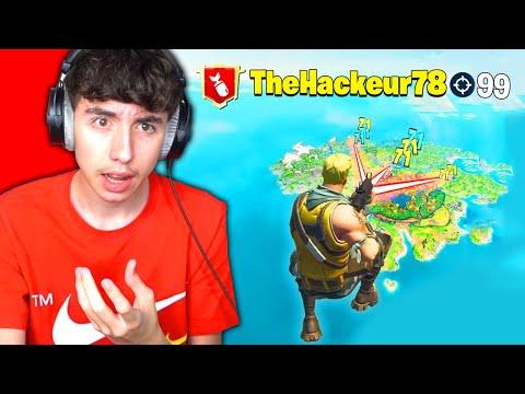 Il teste un HACK pour être BANNI en 30 MINUTES.. (hacker fortnite) |