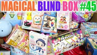 Magical Blind Box #45: Yuri on Ice, Tokyo Disney Figures, Hatsune Miku, and MORE!