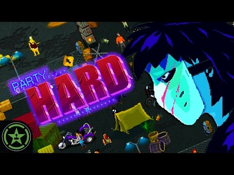 Let's Watch - Party Hard: High Crimes