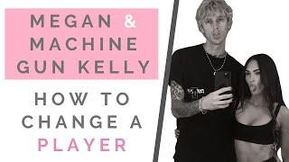 MEGAN FOX \u0026 MACHINE GUN KELLY INSTAGRAM OFFICIAL: How To Change A Player or F**kboy! | Shallon