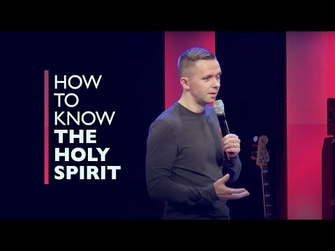 HOW TO KNOW THE HOLY SPIRIT? | Pastor Vlad