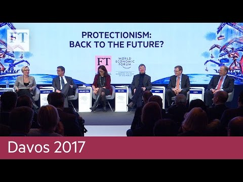 Protectionism: back to the future? | Davos 2017