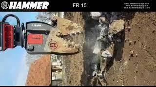 Hammer FR 15 work in Germany 🇩🇪