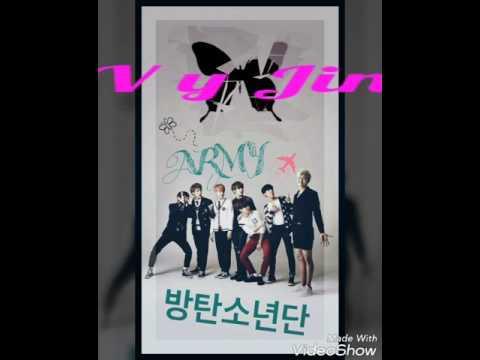 Even If  I die, It 's you _ V y Jin BTS