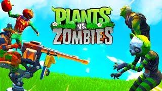 *NEU* Plants vs. Zombies Modus in Fortnite !