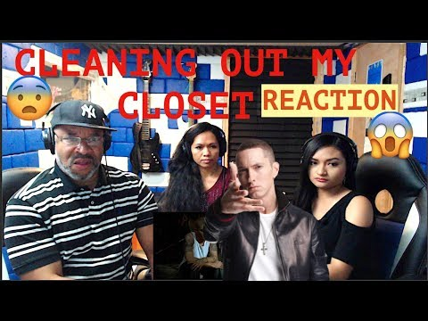 Eminem - Cleanin' Out My Closet (Official Video) Producer Reaction