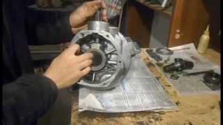видео Редуктор заднего моста ВАЗ 2107: технические характеристики, ремонт, фото