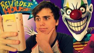 Vous avez peur des clowns ? - Bewilder House