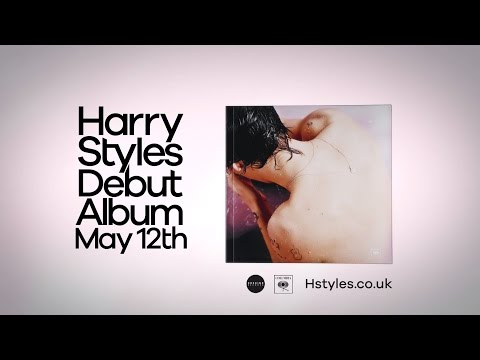 Harry Styles - Album available now