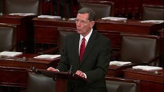 Barrasso: North Korea Talks Have a Real Opportunity for Success