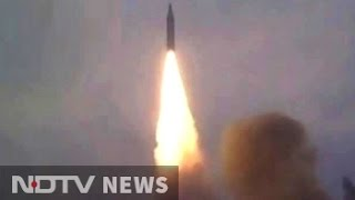 Agni 5, India's Longest Range Nuclear Capable Missile, Successfully Test Fired