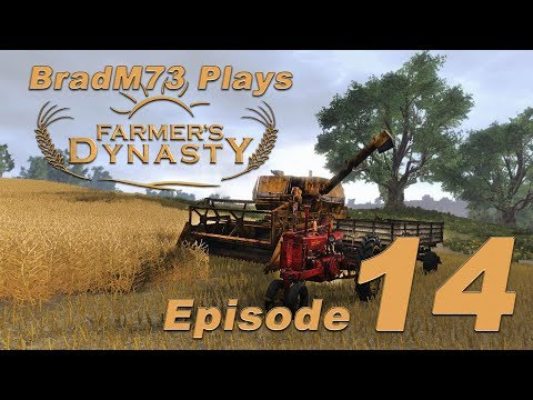 Farmer's Dynasty EARLY ACCESS Let's Play - Episode 14 - A NEW Strategy!!