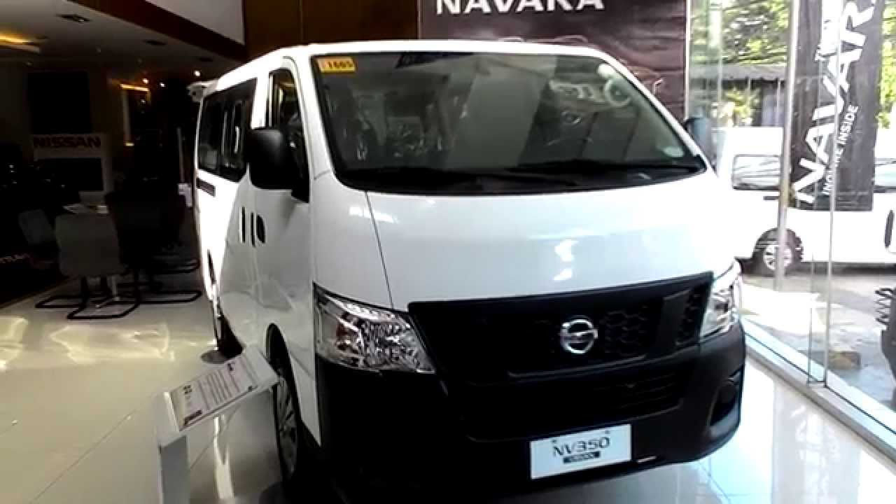 Nissan Urvan NV350 Review - 18seater - YouTube