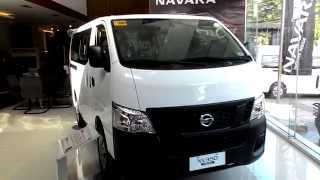 Nissan Urvan NV350 Review  - 18seater
