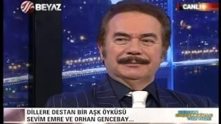 Orhan Gencebay Bir Ömür Albümün ismini Esim Sevim Emre Koydu Siir Kenan Ercetingöz Canli-Ömer