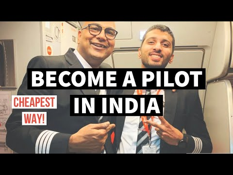The ULTIMATE guide to becoming a PILOT in INDIA