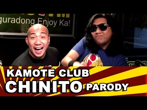 CHINITO PARODY by Sir Rex Kantatero & Pakito Jones (Kamote Club - BAGITO)