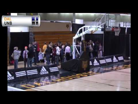 Dalhousie University Tigers vs University Of New Brunswick Varsity Reds - February 25th 2012