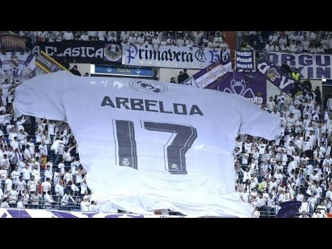 Alvaro Arbeloa last match Real Madrid vs Valencia