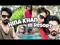 Download Hina Khan in Resort in Pune with Rocky Jaiswal | Picnic Time